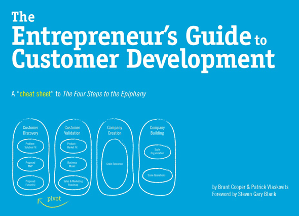 Infusing Customer Development in the Product Development Lifecycle
