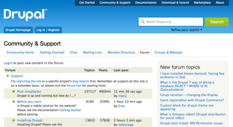 MySQL Data Migration: Converting Data Imported from External Forums into Drupal