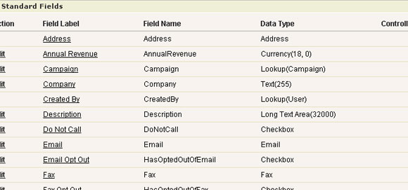 Getting Record Data from Salesforce SOAP API using PHP