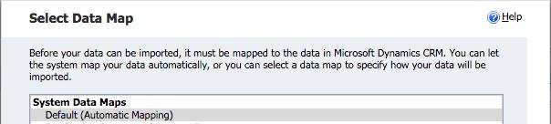 select-data-map